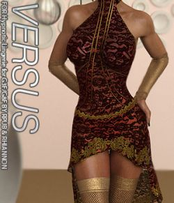 VERSUS - Hypnotic Lingerie for G3FG8F