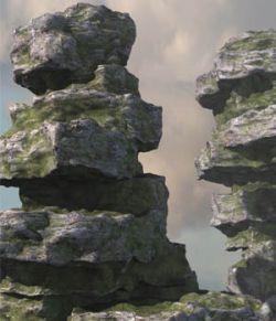 RockZ_171104DR obj - EXTENDED LICENSE