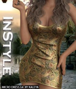 InStyle - Micro Dress G8