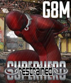 SuperHero Restrained for G8M Volume 1