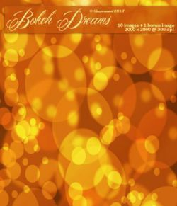 Backgrounds of Bokeh Dreams