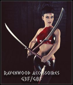 Ravenwood Accessoires G3F and G8F