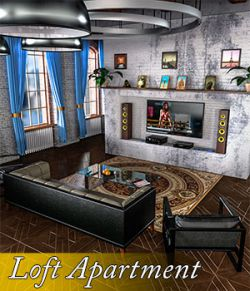 Slide3D Loft Apartment