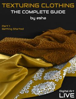 The Complete Guide to Texturing Clothing- Part 1