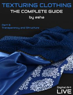 The Complete Guide to Texturing Clothing- Part 3