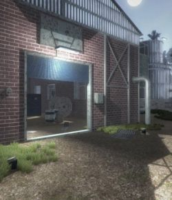 Industrial Hangar - Extended License