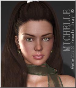 Michelle- Genesis 8 DS Iray