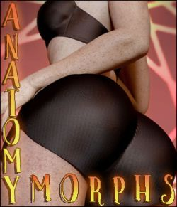 Li Anatomy Morphs For Genesis 8 Female