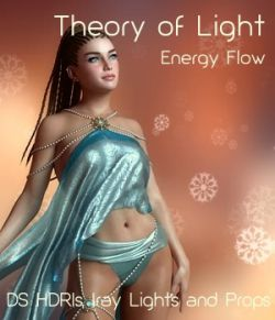 Theory of Light - Energy Flow Iray Lights, HDRIs and Props
