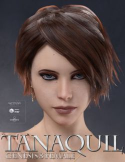 Tanaquil for Genesis 8 Female