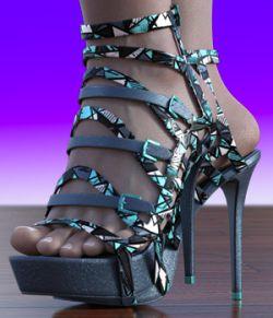 Charm Bettie Heels
