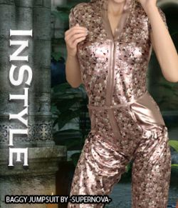 InStyle - Baggy Jumpsuit