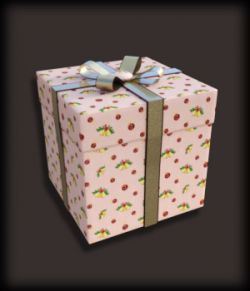 Morphing Square Gift Box