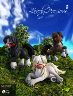 Lovely Precious Vol 06- Clydesdale