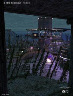 PW Under Water Resort Atlantis