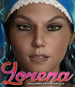 Exnem Lorena for G3 Female