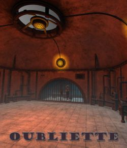Oubliette for Poser