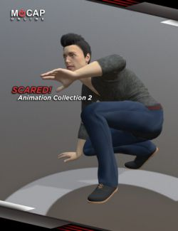 Scared! Animation Collection P2 for Michael 8