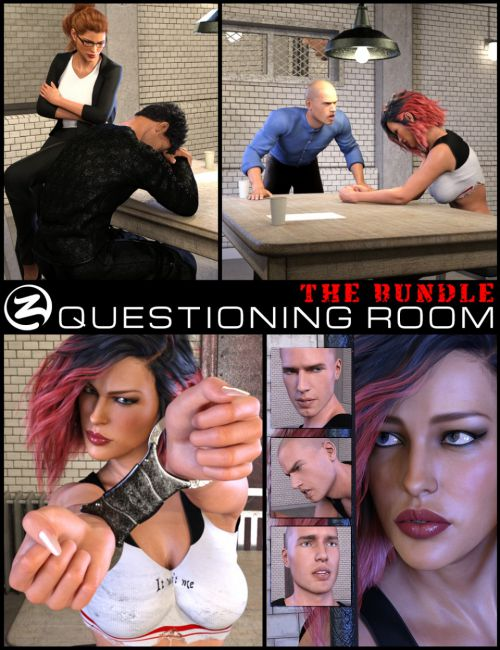 Z Questioning Room Bundle