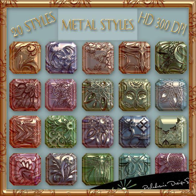 Metal Styles