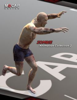 Zombie Animation Collection P2 for Michael 8
