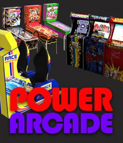 Power Arcade for DS Iray