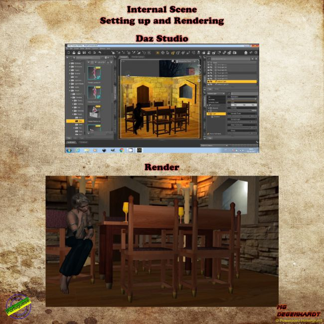 Content Creation Course for Poser and Daz Studio with free software