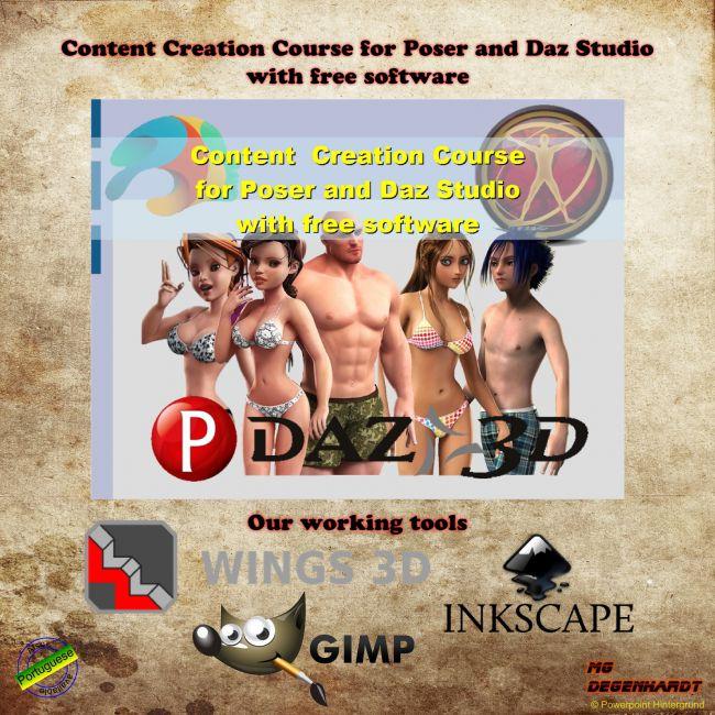 Free Daz 3d Models