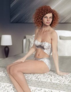 FWSA Erynn HD for Victoria 8 and LF Erynn Lingerie