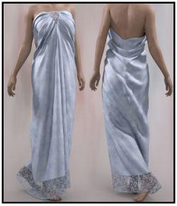 dForce - Art Deco Dress for G8F