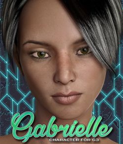 Exnem Gabrielle Character for G3 Female