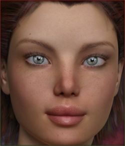 TDT-Charissa for Genesis 3 Female