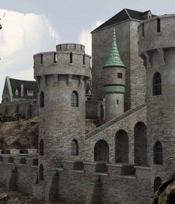 Medieval Castle 3 - Extended License