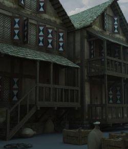Medieval Village 2 - Extended License