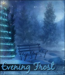 Evening Frost Backgrounds