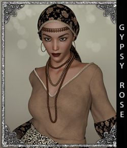 Gypsy Rose for Romi