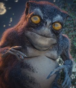Tsathoggua for Daz Studio