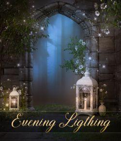 Evening Ligthing Backgrounds