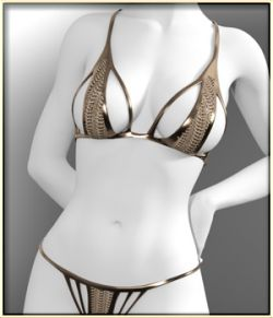 Faxhion - Trident Bikini