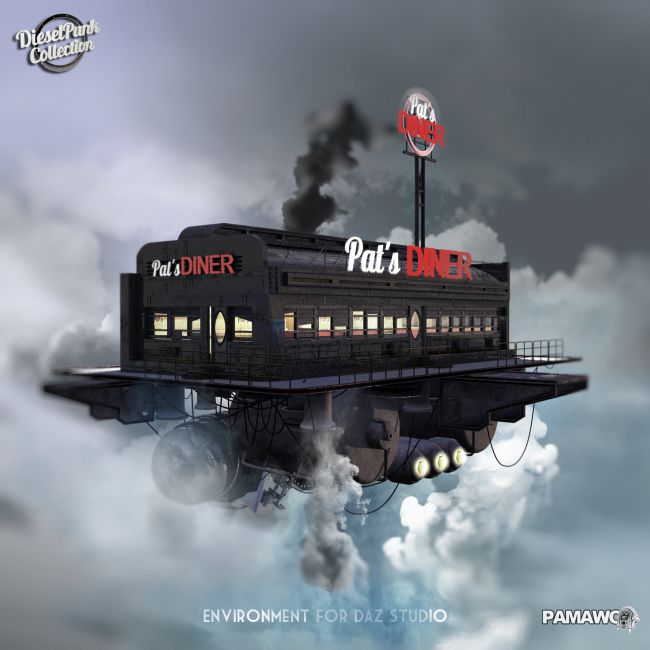 DieselPunk - Pats Diner for DS