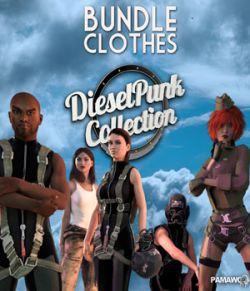 Dieselpunk bundle 2 Clothes
