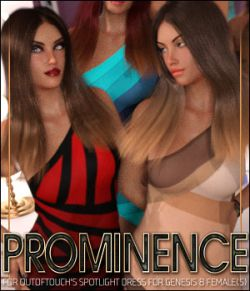 Prominence for Spotlight Dress For G8F