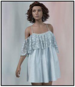 dForce- Gypsy Dress for G8F