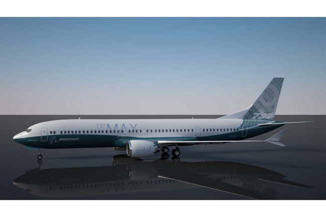 Boeing 737 MAX - 9 - Extended License