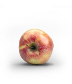 Photorealistic Fresh Red Green Apple- Extended License