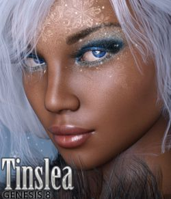 3DSS Tinslea for Genesis 8 Female