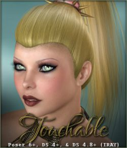 Touchable Xtreme Ponytail