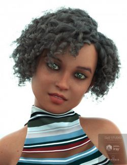 Lillyanna Expansion for Genesis 8 Female