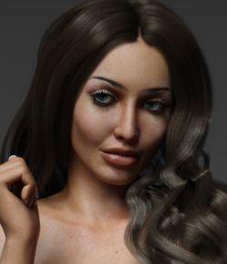 Britt V4.2- Daz Studio & Poser