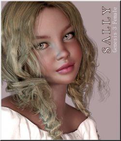 Sally- G3F DS Iray
